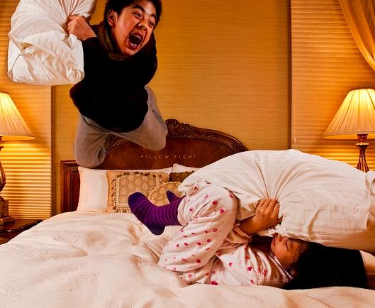 Staying Calm When Children Aren't