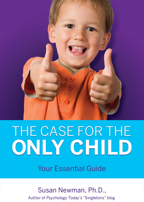 The Case for the Only Child