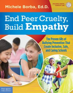 end peer cruelty build empathy